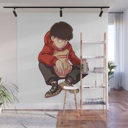 Shigeo Explosion Wall Mural