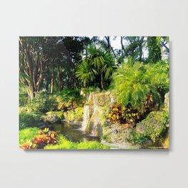Design garden 02 Metal Print