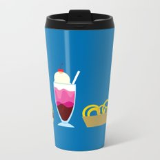 There's nothing finer... Metal Travel Mug