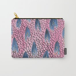 Spring Fluff Carry-All Pouch