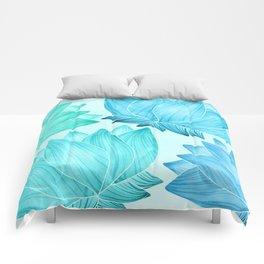 Lotus Love II / Zen Teal Palette Comforters