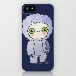 Moonkhin 2 (lavender tranquil) iPhone Case