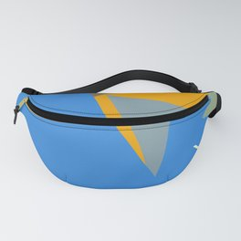 Deep in the wordly ocean Fanny Pack