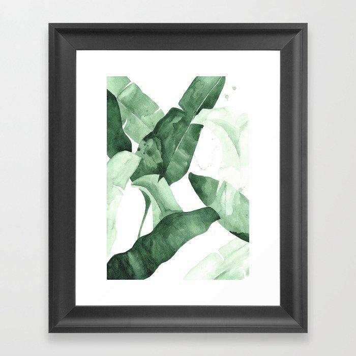 Beverly II Framed Art Print
