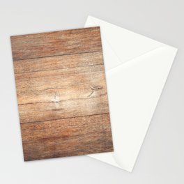 Wooden Stationery Cards