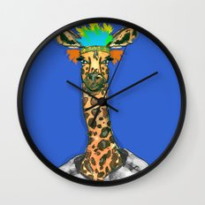 This is Carnaval. Wall Clock