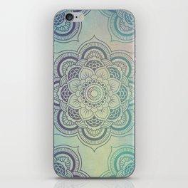 Peaceful Mandala iPhone Skin