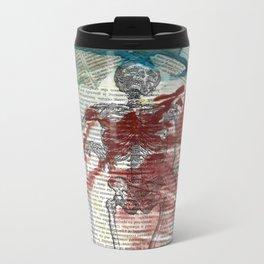 Vesalius Grave digger Metal Travel Mug