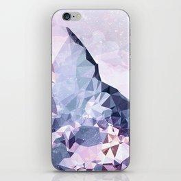 The Crystal Peak iPhone Skin