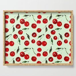 Very cherry Serving Tray
