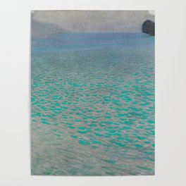 Attersee Poster