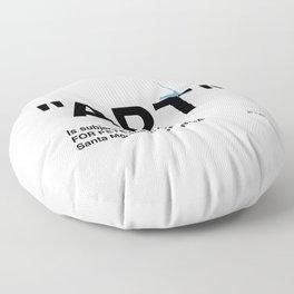 """""""ART"""" Floor Pillow"""