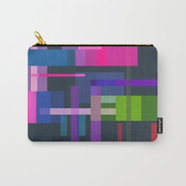 Imitation Mid-20th Century Abstraction, No. 3 Carry-All Pouch