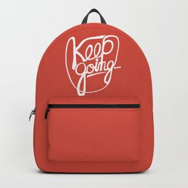 KEEP GO/NG Backpack