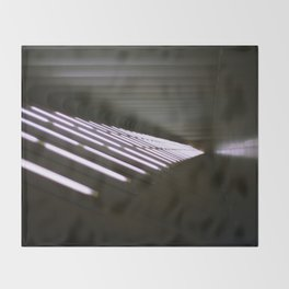 World Trade Center, Freedom Tower Transit Abstract Throw Blanket