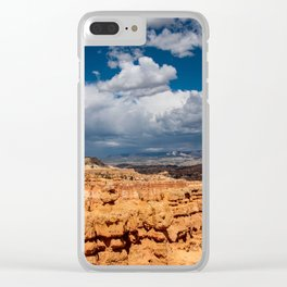 Bryce_Canyon National_Park, Utah - 4 Clear iPhone Case