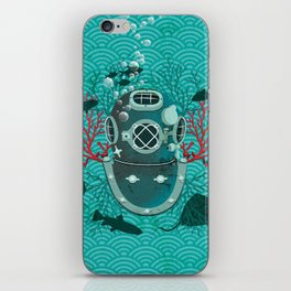 Deep Dive iPhone Skin