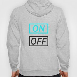Light On Off Hoody