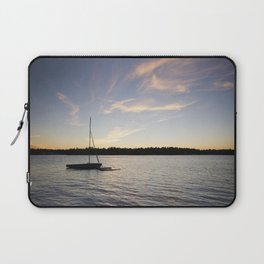 Come Sail Away. Laptop Sleeve