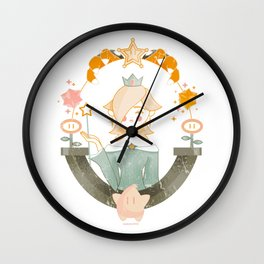Rosalina Wall Clock