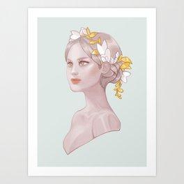 Dorée Art Print
