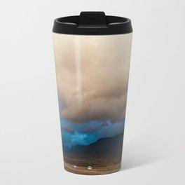 Something is coming Travel Mug