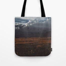 Flagstaff Fields Tote Bag