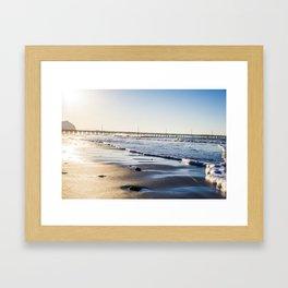 Avila Beach #3 Framed Art Print