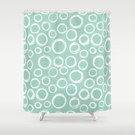 Briny Shower Curtain