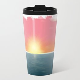 Peaceful Current Travel Mug
