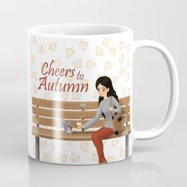 Cheers to Autumn Coffee Mug