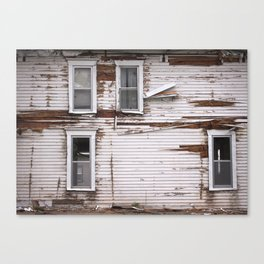 Distressed Canvas Print
