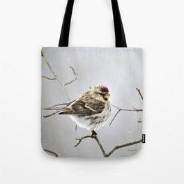 Solitary Bird Tote Bag