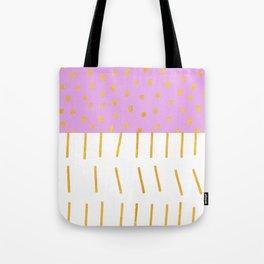 AZTEC BABE - Modern Pink Furniture Tote Bag
