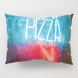 Love of Pizza (Color) Pillow Sham