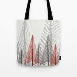 Deep Forest - Dawn Tote Bag