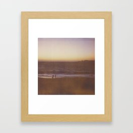 Baker Beach, San Francisco 2 Framed Art Print