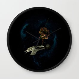 The Sixth Sanctuary in Space Wall Clock