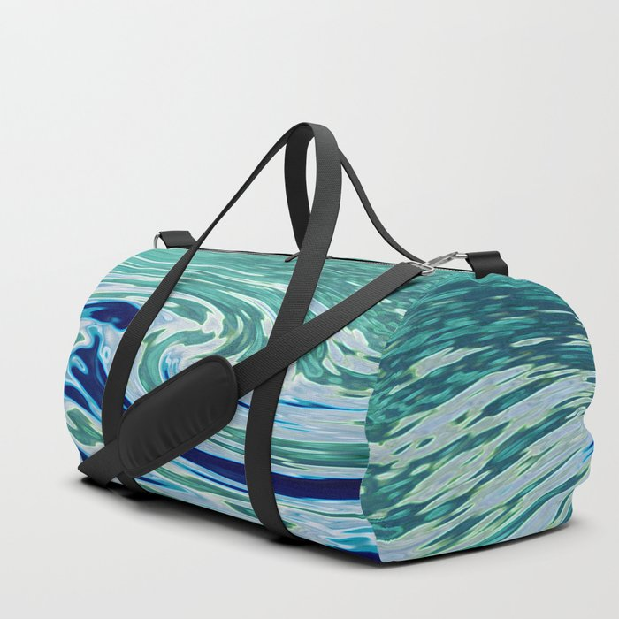 OCEAN ABSTRACT 2 Duffle Bag