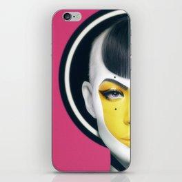 """YELL."" iPhone Skin"