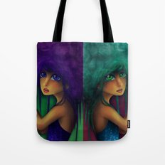 Grape Soda.  Tote Bag