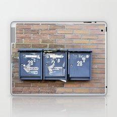 Mailboxes Laptop & iPad Skin