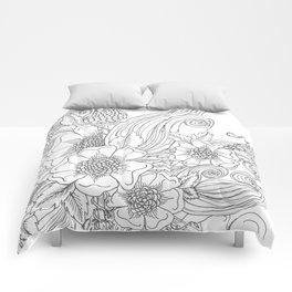 Overgrown Comforters