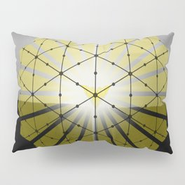 Nothing can stay Gold Pillow Sham