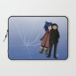 Eternal Sunshine on Ice Laptop Sleeve
