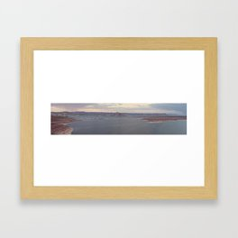Lake Powell Framed Art Print