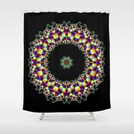 Amazing Mandala Shower Curtain