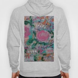 I Never Promised You a Rose Garden Hoody