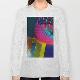 Slinky Art Long Sleeve T-shirt