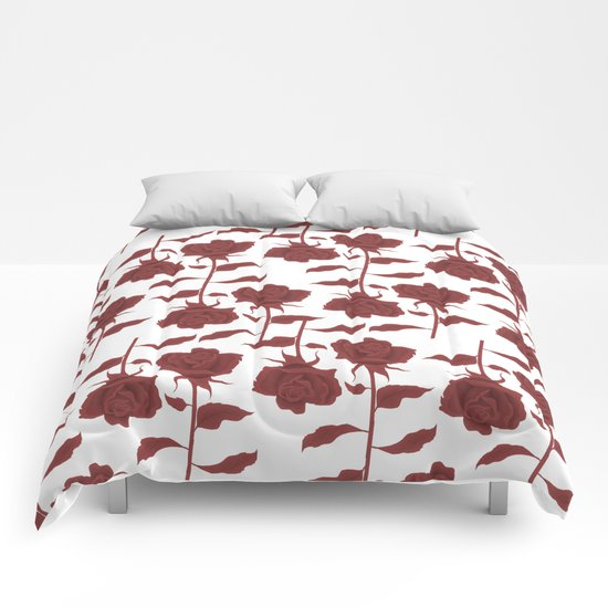 Roses 4 Comforters